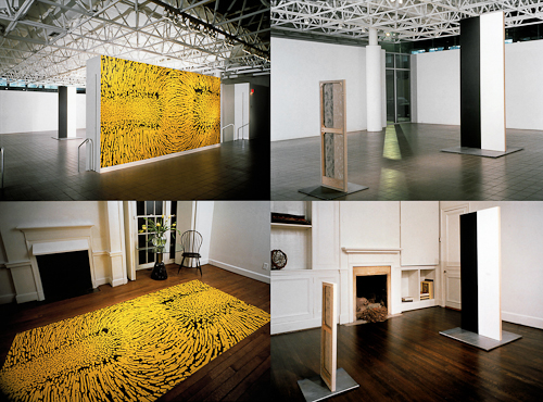 Scale/Ratio - A work for Two Sites, Levy Gallery, Moore College of Art and Jessica Berwind Gallery, Philadelphia, PA