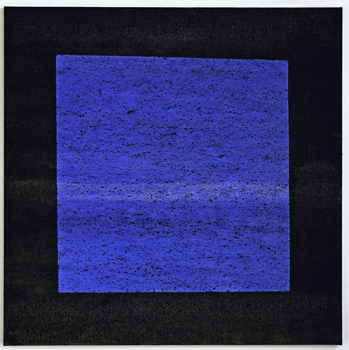 Untitled, (The Color of Blue Series sd- 15 October 2008)